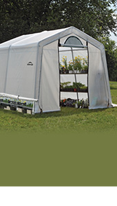 Shelter Logic Greenhouses